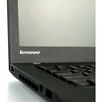 Laptop refurbished Lenovo ThinkPad T440 i5-4200U 1.60GHz up to 2.60GHz 4GB DDR3 120GB SSD 14 inch 1366x768 Webcam Soft Preinstalat Windows 10 Professional
