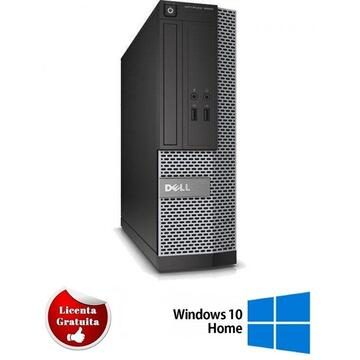 Calculator refurbished Dell Optiplex 7010 Intel Core i7-3770 3.40GHz up to 3.90GHz 4GB DDR3 500GB HDD SATA DVD-ROM Desktop Soft Preinstalat Windows 10 Home