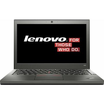 Laptop second hand Lenovo ThinkPad x240 i5-4300U 1.90GHz up to 2.90GHz 4GB DDR3 128Gb SSD 12.5inch 1366x768 Webcam