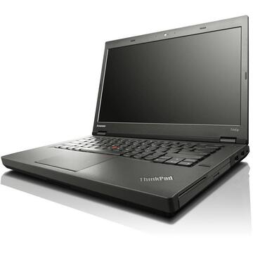 Laptop refurbished Lenovo ThinkPad T440 I5-4300U 1.9GHz 4GB DDR3 320GB HDD 14inch Webcam Soft Preinstalat Windows 10 Professional