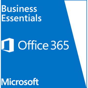 Microsoft Office 365 Business Essentials (subscriptie anuala)