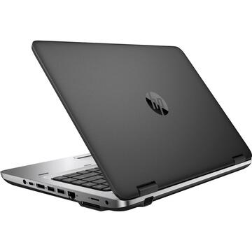 Laptop second hand HP ProBook 640 G2 Intel Core i5-6200U 2.30GHz up to 3.80GHz 8GB DDR4 128GB SSD M2 Sata  14Inch FHD DVD Webcam