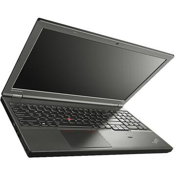 Laptop second hand Lenovo ThinkPad T540p Intel Core i7-4800MQ 2.70GHz up to 3.70GHz 8GB DDR3 128GB SSD DVD Nvidia GeForce GT730M 1GB GDDR 3 15.6inch FHD Webcam