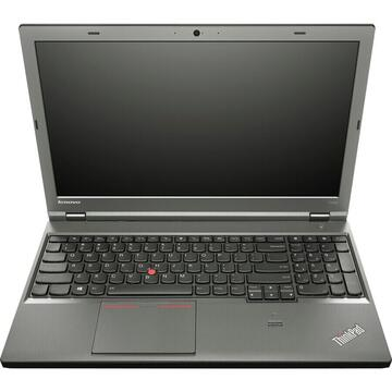 Laptop refurbished Lenovo ThinkPad T540p Intel Core i7-4800MQ 2.70GHz up to 3.70GHz 8GB DDR3 128GB SSD DVD Nvidia GeForce GT730M 1GB GDDR 3 15.6inch FHD Webcam Soft Preinstalat Windows 10 Home