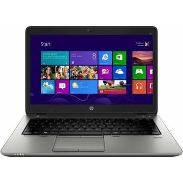 Laptop second hand HP EliteBook 840 G2 Intel Core i5-5300U 2.30GHz up to 2.90GHz 8GB DDR3 128GB SSD FHD 14Inch Webcam