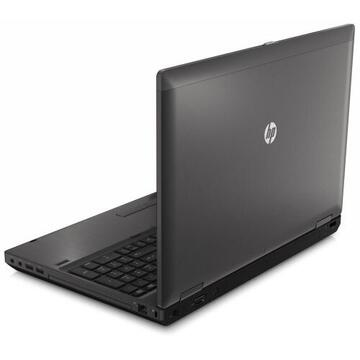 Laptop second hand HP ProBook 6560b Intel Core i5-2520M 2.5Ghz up to 3.20GHz 4GB DDR3 320GB HDD Sata RW 15.6inch HD+ DVD Webcam Baterie Noua