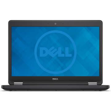 Laptop refurbished Dell Latitude E5450, i5-5300U, 8GB DDR3, 240GB SSD FHD Soft Preinstalat Windows 10 Professional