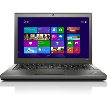 Laptop second hand Lenovo X240 Core i3-4010U 1.7 GHz 4GB DDR3 320GB HDD 12.5 inch Bluetooth Webcam