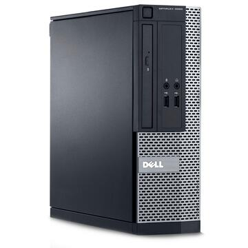Calculator second hand Dell Optiplex 3020 Intel Core i5-4570 3.20GHz up to 3.60GHz 8GB DDR3 500GB HDD SFF