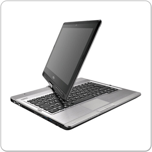 Laptop second hand Lifebook T902 Intel Core i5-3340M 2.7GHz up to 3.40GHz 8GB DDR3 128GB SSD Webcam 13.3inch HD+ Tablet 2 Baterii + Docking Station