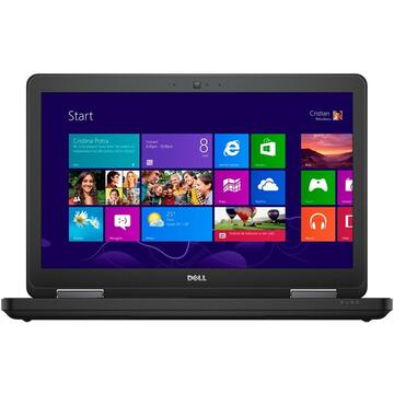 Laptop second hand Dell Latitude E5540 i5-4310U 2.00GHz up to 3.00GHz 8GB DDR3 240 GB SSD Sata DVD 15.6inch 1366x768 Webcam