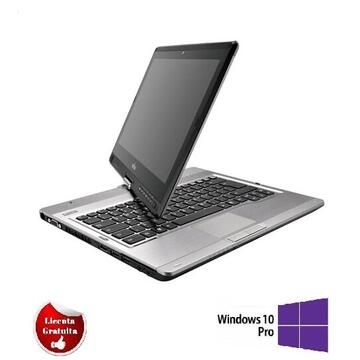 "Laptop refurbished Fujitsu Lifebook T902 i5 3340M 2.7Ghz 8GB DDR3 240 GB SSD Webcam 13.3"" Tablet 2 Bateri 1600 x 900 SOFT PREINSTALAT WINDOWS 10 PRO  + Docking Station"