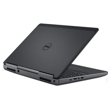 Laptop refurbished Dell Precision 7710 Intel Core i7-6920HQ 2.90 GHz up to 3.80GHz 32GB DDR4 512GB SSD Sata nVidia Quadro M3000M 4GB GDDR5 17.3inch FHD Webcam SOFT PREINSTALAT WINDOWS 10 HOME