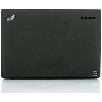 Laptop refurbished Lenovo ThinkPad T440 Intel Core I5-4300U 1.90GHz 4GB DDR3 180Gb SSD 14inch Webcam Baterie Extinsa SOFT PREINSTALAT WINDOWS 10 PRO