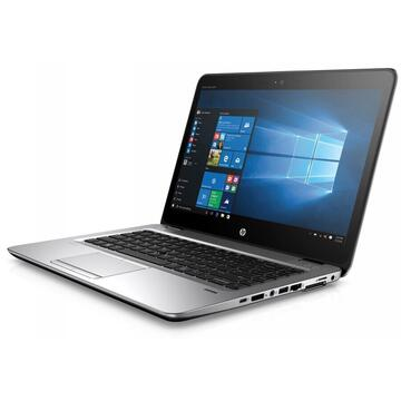 Laptop refurbished HP EliteBook 840 G3 Intel Core i5-6200U 2.30GHz up to 2.80GHz 8GB DDR4 500GB HDD Webcam 14Inch HD Webcam SOFT PREINSTALAT WINDOWS 10 HOME