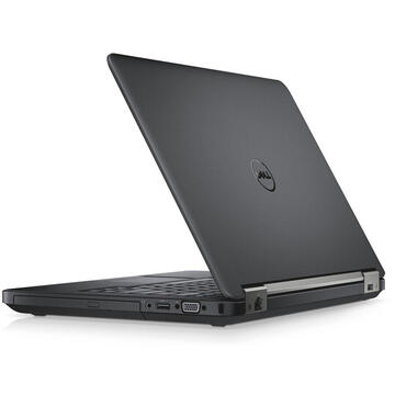 Laptop second hand Dell Latitude E5440 Intel Core i7-4310U 2.10GHz up to 3.30GHz 4GB DDR3 500GB HDD 14inch HD+  Touchscreen Webcam