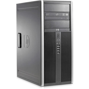 Calculator second hand HP Elite 8200 i7-2600 3.40GHz up to 3.8GHz 8GB DDR3 240GB SSD  DVD Tower