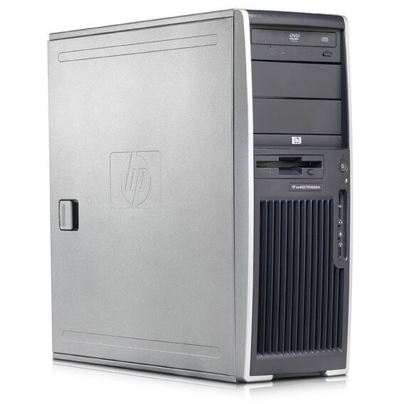 WorkStation second hand XW6600 Intel Xeon E5420 2.50GHz 8GB DDR2 500GB HDD DVD-RW