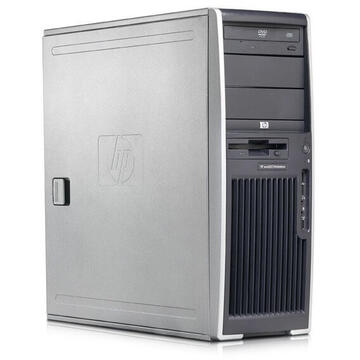 WorkStation second hand HP XW6600 Intel Xeon E5420 2.50GHz 8GB DDR2 500GB HDD DVD-RW