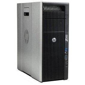WorkStation second hand Z620 Workstation Intel Xeon  2xE5-2603,  16GB ECC UDDR3,  HDD 2x500GB,  nVidia Quadro K4000,  DVD-RW