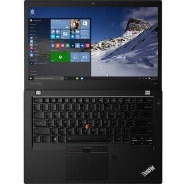 Laptop second hand Lenovo ThinkPad T460 Intel Core i5 -6300U- 2,40GHz up to 3.00GHz 8GB DDR3 256GB SSD 14inch 1366x768 Webcam