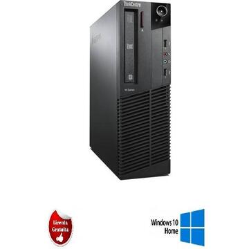 Calculator refurbished Lenovo ThinkCentre M92p Core i5-3470 3.2GHz up to 3.60GHz 4GB DDR3 500GB HDD SATA DVD-RW Desktop, SOFT PREINSTALAT WINDOWS 10 HOME