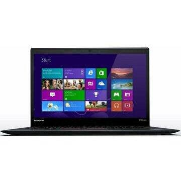 X1 Carbon I7-3667u 2 GHz up to 3.2 GHz, 8Gb DDR3 128GB SSD 14 inch HD Webcam