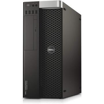WorkStation second hand Dell Precision T7810 Intel Xeon CPU x 2 E5-2609 V3 1.90GHz 32GB DDR4 3TB HDD Sata 2x nVidia NVS 315 1GB GDDR3 Tower