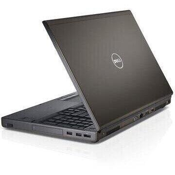 Laptop second hand Dell Precision M4600 Intel Core i7-2760QM 2.40GHz up to 3.50GHz 8GB DDR3 500GB HDD AMD FirePro M5950 DVD-RW 15.6 inch FHD Webcam