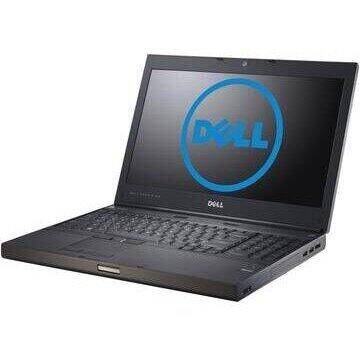 Laptop refurbished Dell Precision M6800 Intel Core i7-4800 2.70GHz up to 3.70GHz 8GB DDR3 500GB HDD AMD FirePro M6100 17.3Inch 1600x900 DVD-RW Webcam SOFT PREINSTALAT WINDOWS 10 HOME