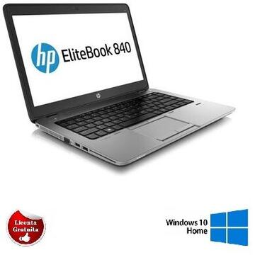 EliteBook 840 G1 Intel Core i5-4300U 1.90GHz up to 2.90GHz 4GB DDR3 180GB SSD Webcam 14 Inch SOFT PREINSTALAT WINDOWS 10 HOME