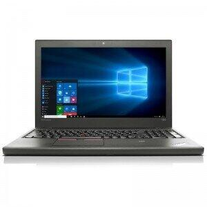 ThinkPad T550 Intel Core i5-5200U 2.20GHz up to 2.70GHz 8GB DDR3 240GB SSD 15.6Inch HD Webcam