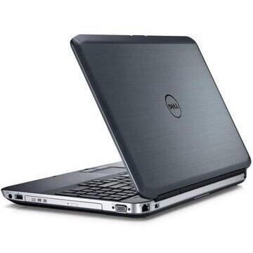 Laptop second hand Dell E5530 Intel Core i5-3210M CPU 2.50GHz up to 3.10GHz 8GB DDR3 500GB HDD DVD-RW 15.6 inch Webcam
