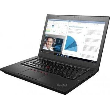Laptop second hand Lenovo ThinkPad T460 Intel Core i5 -6300U- 2.40GHz up to 3.00GHz 8GB DDR3 500GB HDD Sata 14inch 1366x768 Webcam