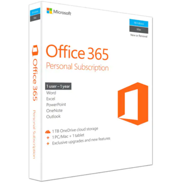 Microsoft Pachet Complet Windows 10 HOME + Office 365 Personal