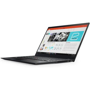 Laptop second hand Lenovo ThinkPad X1 Carbon Intel Core i7-7600U 2.80GHz up to 3.80GHz 16GB LPDDR3 512GB M2Sata 14 inch WQHD