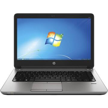 Laptop second hand HP ProBook 640 G1 Intel Core i5-4300M 2.6GHz up to 3.3GHz 8GB DDR3 128GB SSD 14 Inch HD Webcam