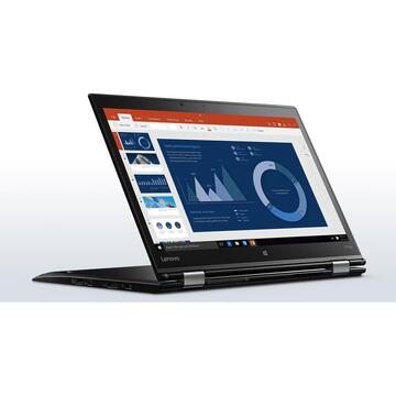 Laptop second hand Lenovo ThinkPad X1 Yoga Intel Core i7-7600U 2.80GHz up to 3.90GHz 16GB LPDDR3 256GB M2Sata 14 inch WQHD
