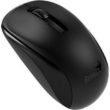 GENIUS MOUSE PC sau NB, wireless 2.4GHz  optic, 1200 dpi, butoane/scroll 3/1, negru