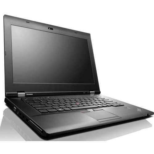 Laptop second hand ThinkPad L430 Intel Core i3-3120M 2.50GHz 4GB DDR3  320GB HDD DVD 14Inch 1366x768