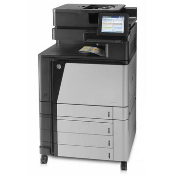Multifunctionala second hand A3 HP Color LaserJet Enterprise Flow MFP M880