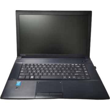 "Laptop refurbished Toshiba Satellite Pro A50 B554B i3-4000M 4GB RAM 320GB HDD 15,6"" Soft Preinstalat Windows 10 Home"