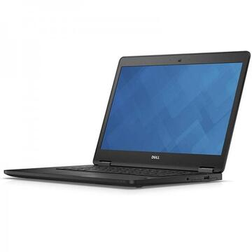 Laptop second hand Dell Latitude E7270 i5-6300U 2.50GHz up to 3.00GHz 8GB DDR4 128GB SSD 12inch FHD 1920X1080 Touchscreen Webcam