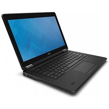 Laptop second hand Dell Latitude E7250 i5-5300U 2.30GHz up to 2.90GHz 4GB DDR3 128GB SSD 12inch FHD 1920X1080 Touchscreen Webcam