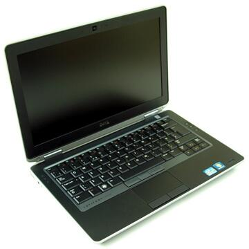Laptop second hand Dell Latitude E6330 Intel Core I5-3340M 2.70GHz up to 3.40GHz 8GB DDR3 128GB SSD DVD 14inch 1366X768 Webcam
