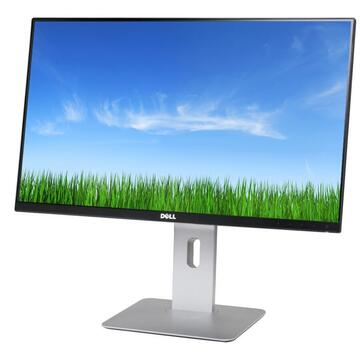 Monitor Dell UltraSharp U2414Hb  24 inch FHD 2xHDMI 2xDisplay-Port 4xUSB 1xMini Display-Port