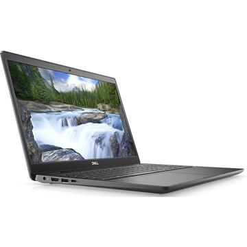 Latitude 15 3510 Intel Core i3-10110U 4GB DDR4 256GB SSD 15.6inch 1366x768 Webcam UK iluminata Win 10 PRO