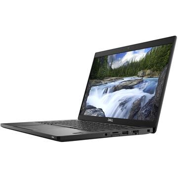 Laptop second hand Dell Latitude  7390 Intel Core i7-8650U  1.90GHz up to 4.20GHz  16GB DDR4 512GB SSD 13.3inch FHD IPS Nordica iluminata Windows 10 PRO
