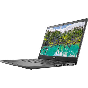 Latitude  3410 Intel Core i5-10310U  1.70GHz  up to 4.40GHz  16GB DDR4 256GB PCIe M.2 NVMe 14inch FHD IPS Webcam UK iluminata Win 10 PRO
