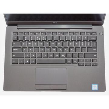 Laptop second hand Dell Latitude  7400 Intel Core i5-8365U  1.60GHz up to 4.10GHz  16GB DDR4 256GB M.2 PCIe NVMe 14inch FHD IPS UK ne-iluminata Webcam Windows 10 PRO